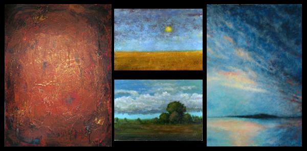 J Scott Collard Paintings, landscape