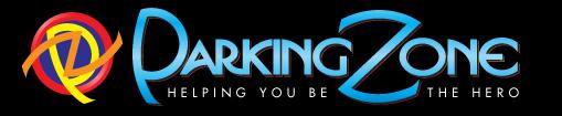 New ParkingZone Logo