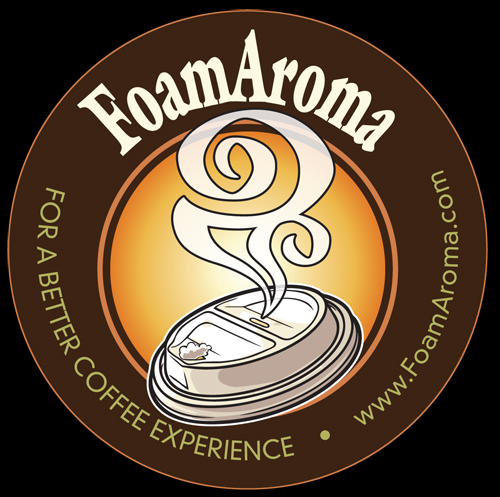 FoamAroma Round Logo