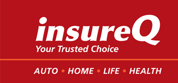 insureQ Logo Design, J.S. Collard Design