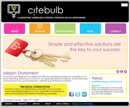 citebulb web design