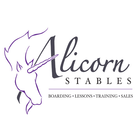 Alicorn Stabels Logo Design