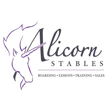 Alicorn Stabels Logo Design
